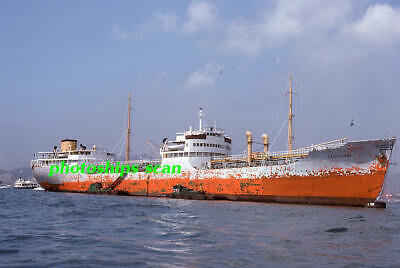 1 slide of Nan Yang Shipping tanker TAIFIENG (ex-SANDEFJORD, 50-64, Norway)