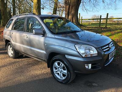 Kia Sportage 2.0 Petrol + Automatic + 4x4 XE + Great Spec Model ++++