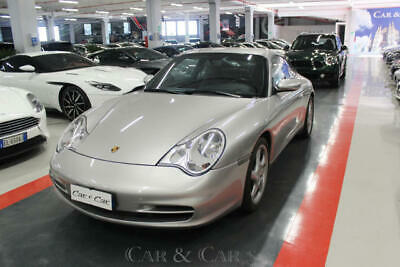 Porsche 996 Carrera 4 cat Coupé