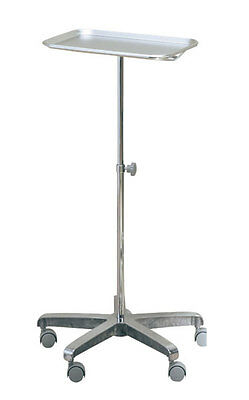 NEW Brewer Medical Mobile Instrument Stand Tray