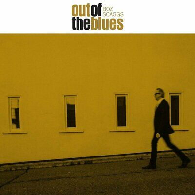 Out of the Blues by Boz Scaggs (CD, Jul-2018, Concord) NEW/SEALED