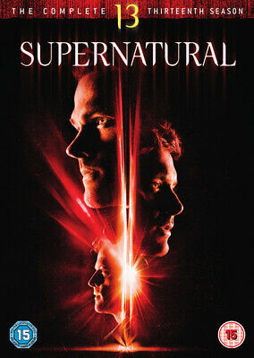 Supernatural: The Complete Thirteenth Season DVD (2018) Jared Padalecki cert 15