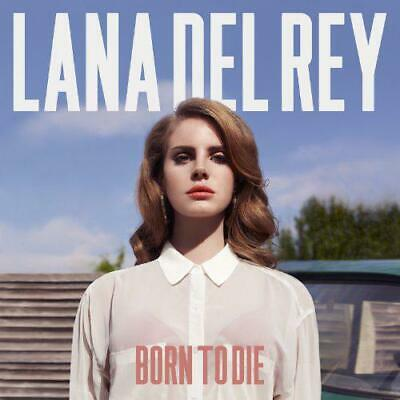 Born To Die [VINYL], Lana Del Rey CD , New, FREE & Fast Delivery