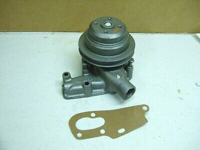 Continental F400K513 water pump with pulley-Hyster re manufactured