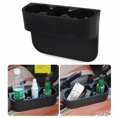 Car Holder Cleanse Seat Drink Cup Travel Coffee Bottle Table Stand Food Mount