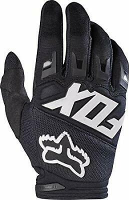 Fox Racing Dirtpaw Gloves Black Adult Large L Motorcycle Off Road MX ATV