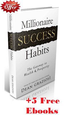 Millionaire Success Habits Ebook PDF Resell Rights Free Shipping