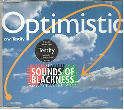 Sounds Of Blackness - Optimistic c/w Testify - Sounds Of Blackness CD BAVG The