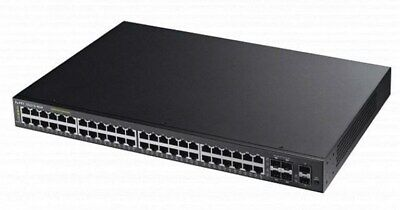 Zyxel GS2210-48HP 48-Port Gigabit Poe Interruttore per Desktop