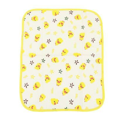Reusable Baby Infant Waterproof Urine Mat Cover Washable Changing Pad C