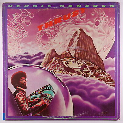 Herbie Hancock - Thrust LP - Columbia VG+