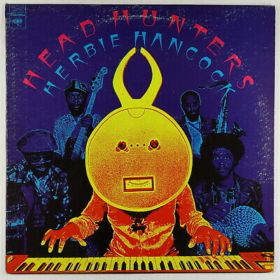 Herbie Hancock - Head Hunters LP - Columbia