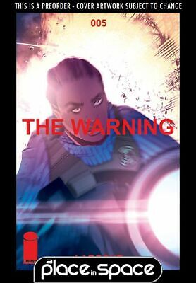 (Wk12) The Warning #5 - Preorder 20Th Mar