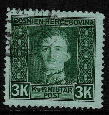 ~ Bosnia & Herzegovina, Used, #105-22, Cs/18, (1) Shown, Great Centering