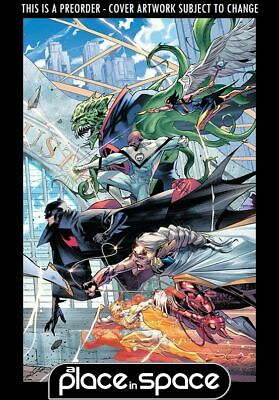 (Wk12) Justice League, Vol. 3 #20B - Variant - Preorder 20Th Mar