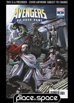 (Wk09) Avengers: No Road Home #3B - Suayan Connecting Variant -Preorder 27Th Feb