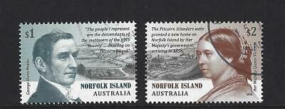 Norfolk Island 2019 Pitcairn Settlement Fine Used