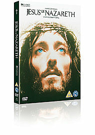 Jesus of Nazareth [DVD] [1977], DVD, New, FREE & Fast Delivery