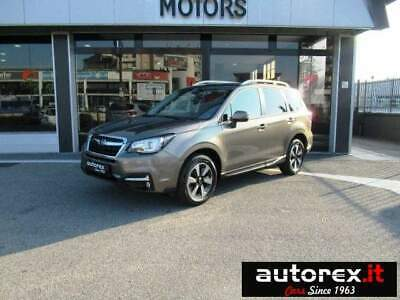 SUBARU Forester 2.0i Lineartronic Unlimited Saas