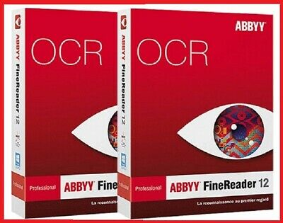 Abbyy FineReader 12_Portable PDF converter/SCAN TO DOC./professional edition