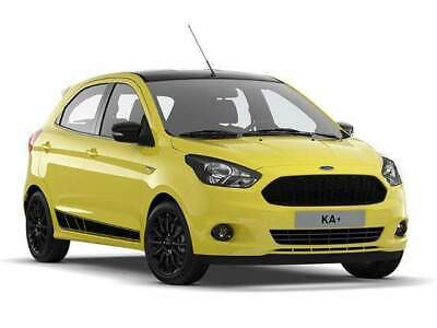 FORD Ka+ Plus Ultimate Color Edition