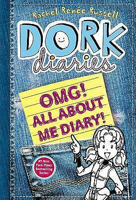Dork Diaries OMG!: All About Me Diary! by Russell, Rachel Renee