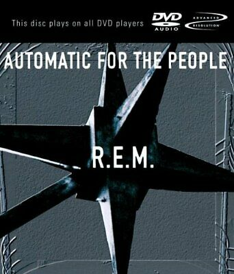 REM - Automatic For The People [DVD AUDIO] - REM CD MRVG The Fast Free Shipping