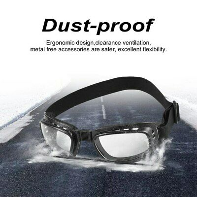 SAFETY Goggles Mountaineering GLASSES Outdoor Dust-proof Wind Proof Bike Glasses