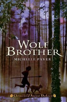 Chronicles of Ancient Darkness #1: Wolf Brother by Paver, Michelle