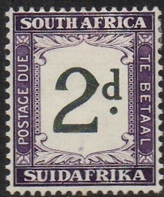 South Africa, 1930's, 2d. Postage Due, l.m.mint, sg 23 (or 26).