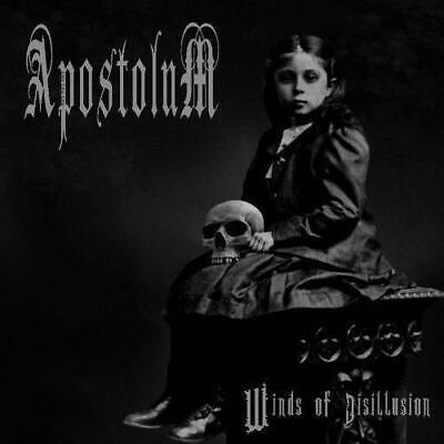 Winds Of Disillusion, Apostolom, Audio CD, New, FREE & FAST Delivery