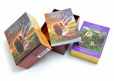 Archangel power tarot cards by Doreen Virtue , 78 card deck and guidebook