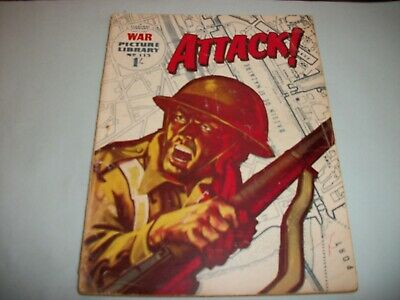1961  War Picture Library comic no. 113