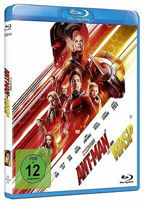 ANT-MAN AND THE WASP (Blu-ray) # neu & OVP