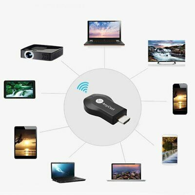 AnyCast M2 M4 M9 Plus WiFi Display Receiver HDMI 1080P TV DLNA Airplay Miracast