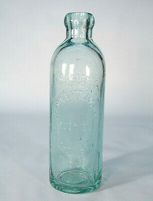Preakness Nj Wayne Passaic County Rusticus Hutch Soda Or Mineral Water Bottle