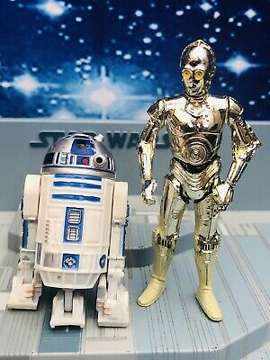 Star Wars New Hope Action  Figure Mint & Loose- R2-D2 & C-3Po