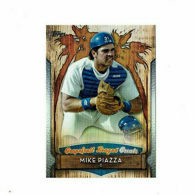 Mike Piazza -2019 Topps -Series-1 -Grapefruit League Great -Insert -#glg-25