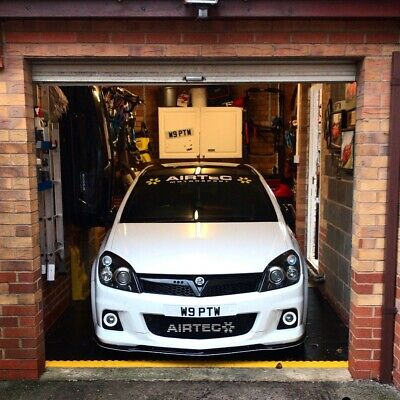 Vauxhall Astra MK5 Arctic Edition VXR 294BHP Modified