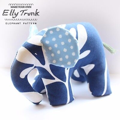 Treat Basket Pattern COW ELEPHANT MOOSE candy /& more