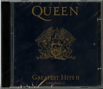 Queen : Cd - Greatest Hits Ii - Neu