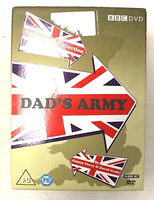 DAD'S ARMY Complete Collection & Christmas Specials DVD Box Set  - P01