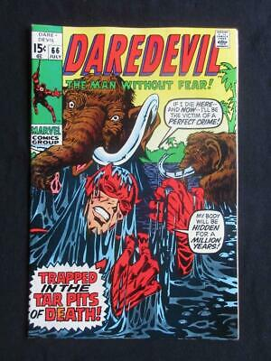 Daredevil #66 MARVEL 1970 - NEAR MINT 9.4 NM - Stan Lee comics!