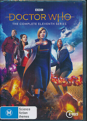 Doctor Who Complete Eleventh Series Season 11 DVD NEW Region 4