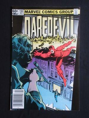 Daredevil #192 MARVEL 1983 - NEAR MINT 9.8 NM - Stan Lee, Avengers!
