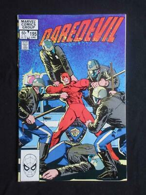 Daredevil #195 MARVEL 1983 - NEAR MINT 9.8 NM - Stan Lee, Avengers!