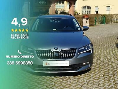 Skoda Superb 2.0 TDI Wagon Ambition Navi Pack Executive