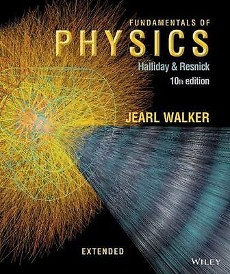 Fundamentals of Physics Extended 10th Edition by David Halliday (PDF)