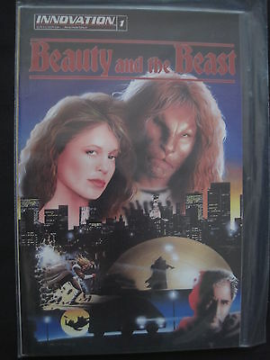 BEAUTY & the BEAST # 1. SEALED WITH GIFT ENCLOSED. BEAUTIFUL. INNOVATION.1993