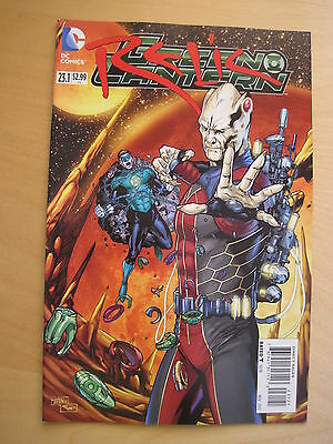GREEN LANTERN  # 23.1 / RELIC 1     1st PRINT. THE NEW 52. DC.2013